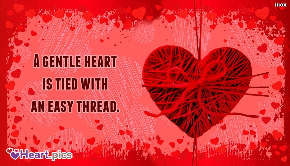 A Gentle Heart Quotes