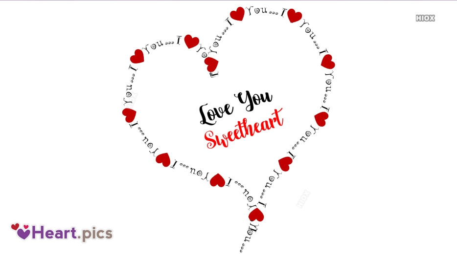 Love Sweetheart Images