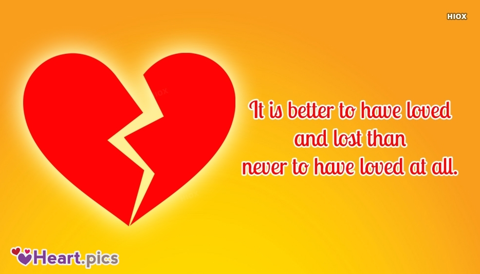 Break Up Love Heart Images, Pictures