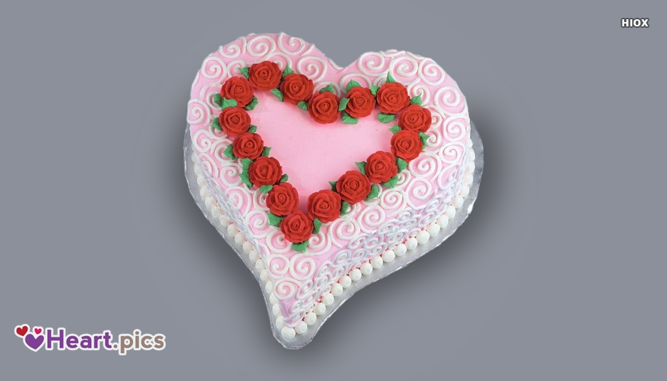 Heart Cake Images, Designs, Photos