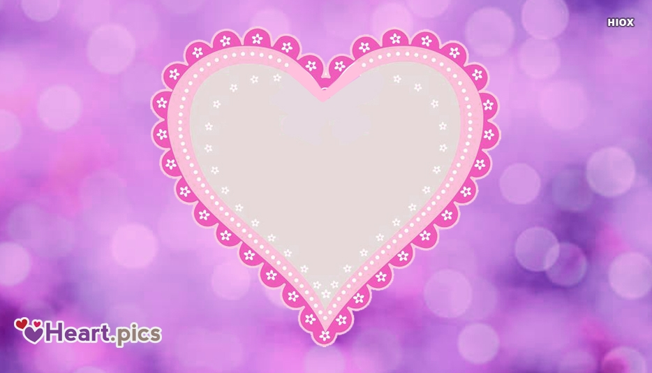 Cute Love Heart Images