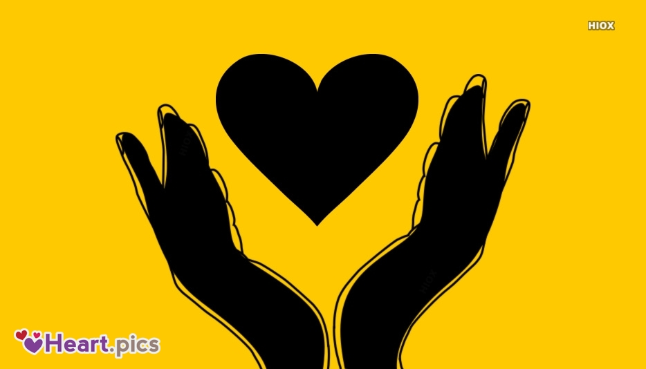 Heart Silhouette Images And Vectors