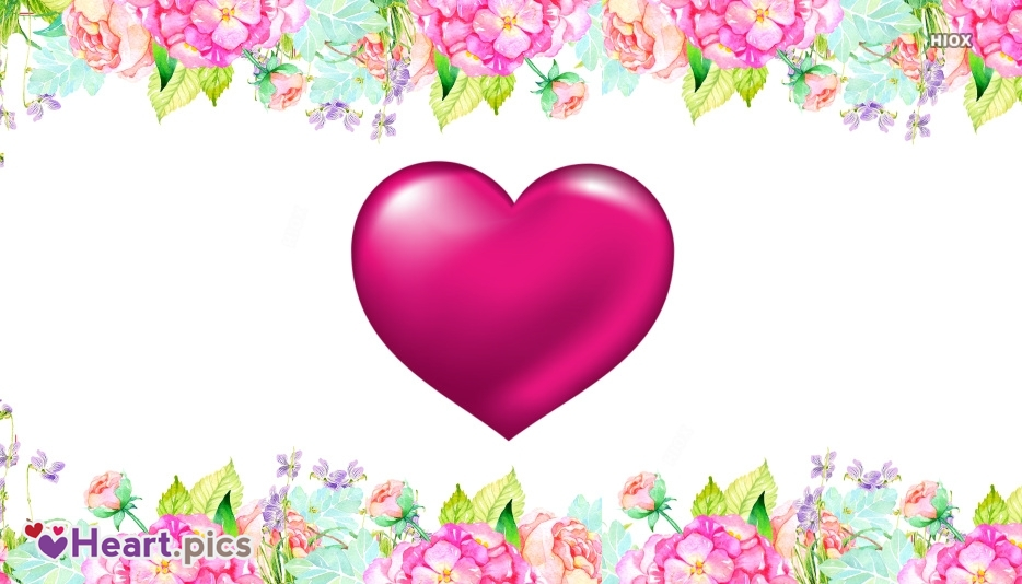 Pink Hearts Images, Pictures