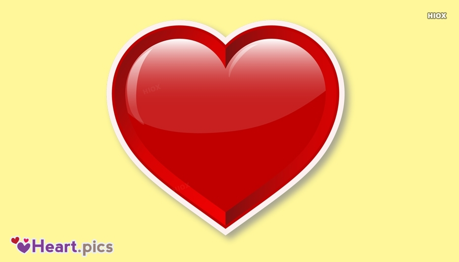 Simple Love Heart Images, Pictures