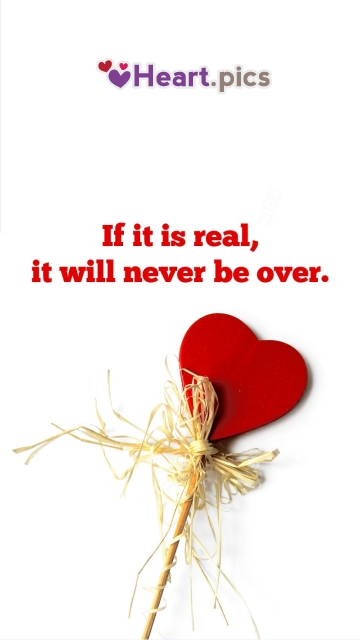 Real Love Heart Touching Quotes