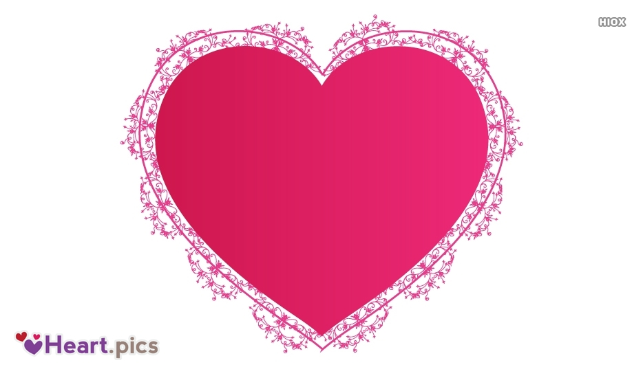 Elegant Love Heart Images, Pictures