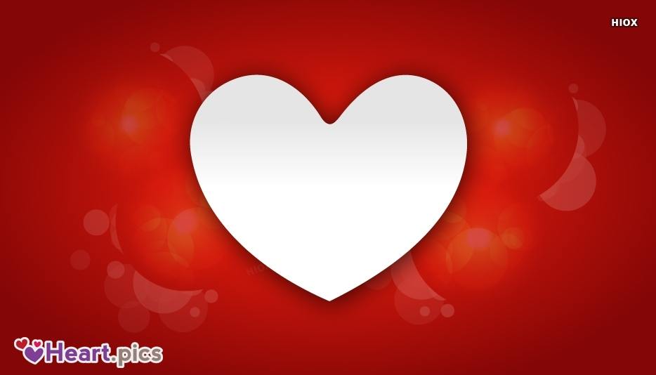 Red Love Heart Images, Pictures