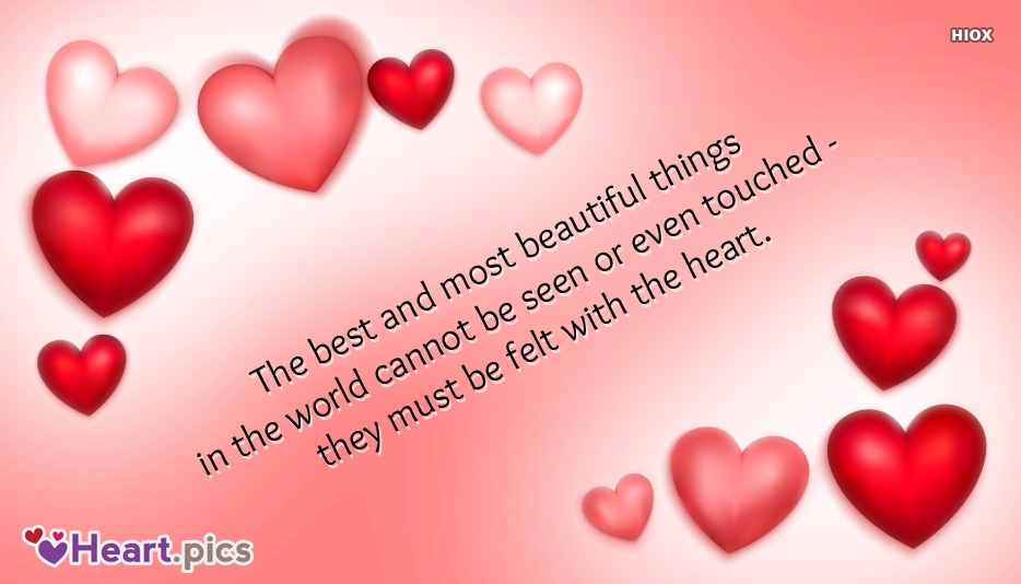 Heart Images With Quotes