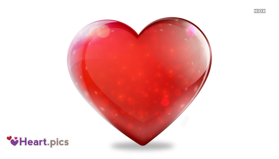 Glass Heart Images, Photos