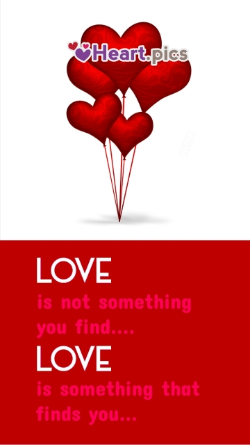 Heart Image With Sweet Love Quotes
