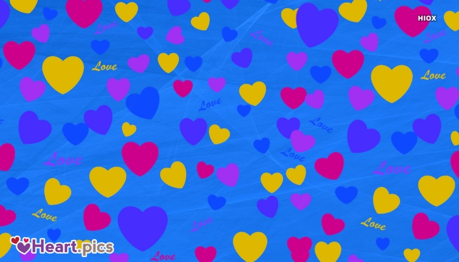 Colorful Heart Images