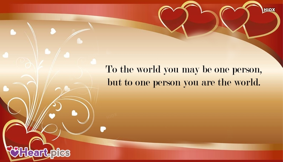 Love Heart Images Quotes