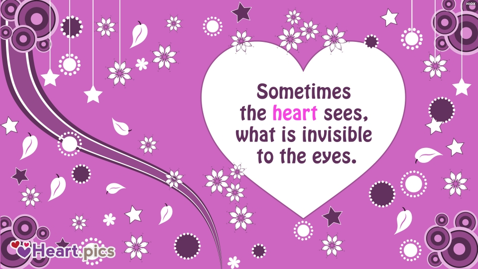 Heart Touching Love Images, Quotes