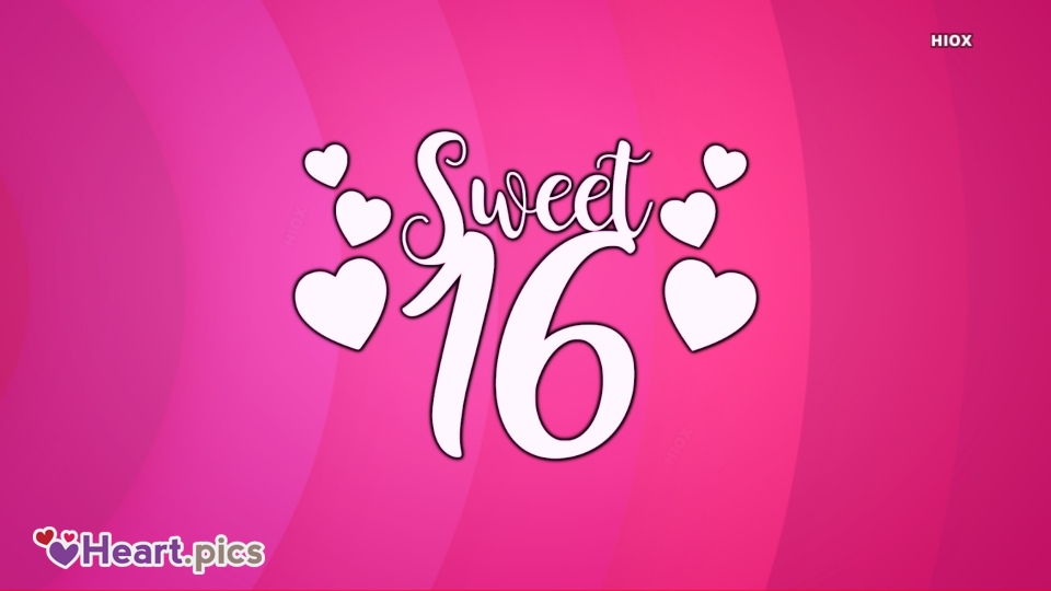 Pink Background Love Heart Images, Pictures
