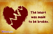 Broken Heart Live On Image
