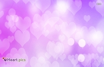 Love Hearts Background Picture