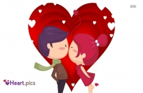 Heart Couple Images