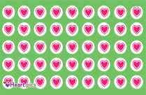 love heart background png