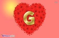 Alphabet Love Heart Images, Pictures