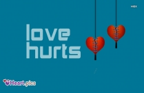 Painful Love Heart Images, Pictures