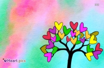Heart Love Painting