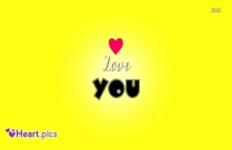 I Love You Heart Images