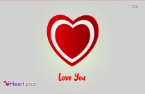 Love You Kid Heart Images