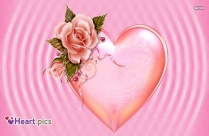 Heart Love Romantic