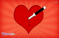 Broken Heart Picture for Boys