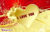 Love You Heart Image