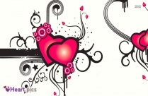 Love Heart Nice Wallpaper