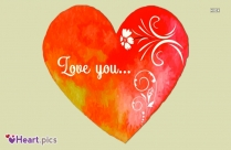 I Love You Heart Image