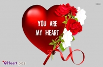 U R My Heart Images