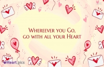 Whereever You Go, Go With All Your Heart