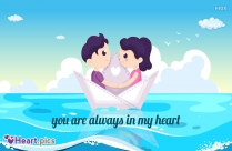 You Are Always In My Heart Image